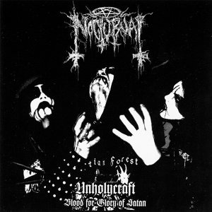 Unholycraft - Blood for Glory of Satan