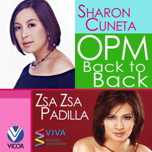 OPM Back to Back Hits of Sharon Cuneta & Zsa Zsa Padilla