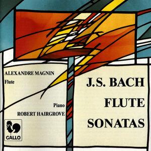 Bach: Flute Sonatas, BWV 1020 / BWV 1030 / BWV 1031 / BWV 1032