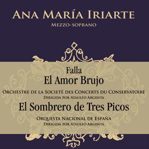 El Amor Brujo & El Sombrero de Tres Picos