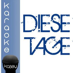 Diese Tage (inkl. Karaoke-Version)