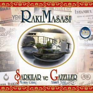 Rakı Masası - Şarkılar Ve Gazeller Vol. 2