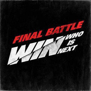 "FINAL BATTLE - YG 2013 史上最強男子組合最終決戰 -"" WIN (WHO IS NEXT)"" 迷你專輯"