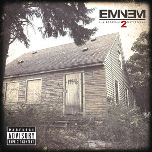 The Marshall Mathers LP2 - Deluxe