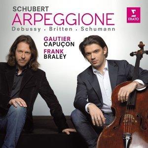 Gautier Capuçon plays Schubert, Schumann, Debussy