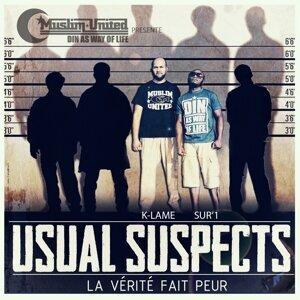 Usual Suspects - La vérité fait peur