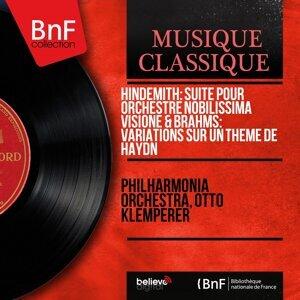 Hindemith: Suite pour orchestre Nobilissima visione - Brahms: Variations sur un thème de Haydn - Collection trésors, remasterisé, mono version