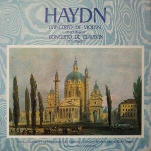 Haydn: Concerto pour violon & Concerto pour clavecin