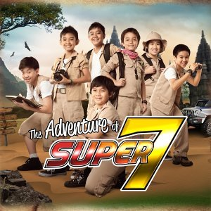 The Adventure Of Super 7