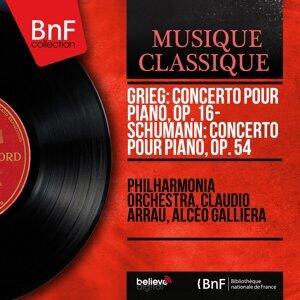 Grieg: Concerto pour piano, Op. 16 - Schumann: Concerto pour piano, Op. 54 - Mono Version