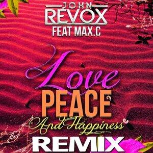 Love Peace & Happiness - Remix