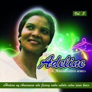 Les Adeline, Vol.  3 - Asandrato avo