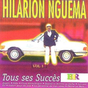 Best of Hilarion Nguema, vol. 1 : L'amour est aveugle