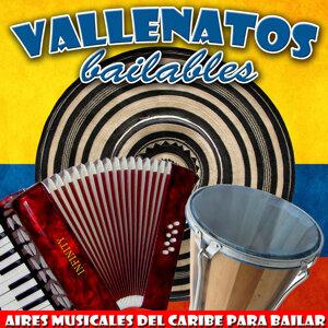 Vallenatos Bailables. Aires Musicales del Caribe para Bailar