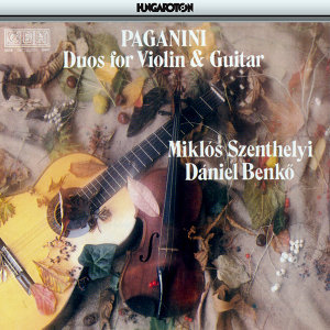 Duos for Violin and Guitar