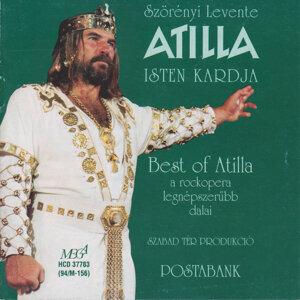 Atilla, Isten kardja