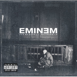 The Marshall Mathers LP - U.K. Only
