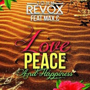Love Peace & Happiness