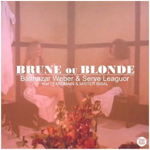 Brune ou blonde