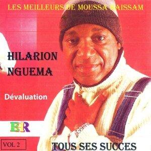 The Best of Hilarion Nguema, vol. 2 : Dévaluation - Les meilleurs de Moussa Haïssam