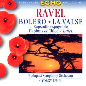 Boléro - La Valse - Rapsodie espagnole - Daphnis et Chloé