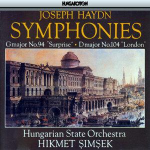 Symphonies Nos 94 & 104