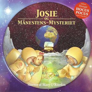 "Josie og ""Månestens-Mysteriet"""