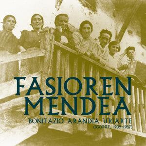 Fasioren Mendea