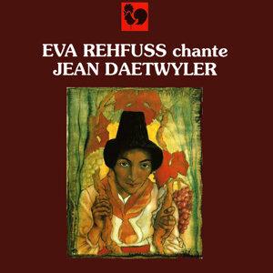 Daetwyler: Erotikon - Poulenc: 4 chansons pour enfants, FP 75 & Granados: Canciones amatorias, 7 Songs, H. 24