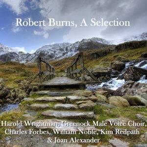 Robert Burns, A Selection