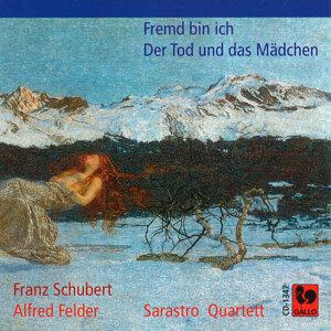 Schubert: Der Tod und das Mädchen – Felder: Fremd bin ich