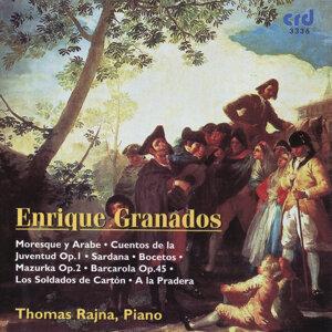 Granados: Moresque Y Arabe - Cuentos De La Juventud Op.1...