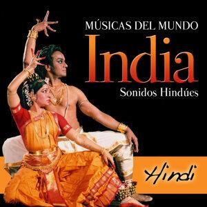 Músicas del Mundo India. Sonidos Hindúes. Hindi