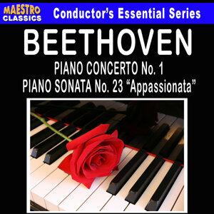 """Beethoven: Piano Concerto No. 1 - Piano Sonata No. 23 """"Appassionata"""""""