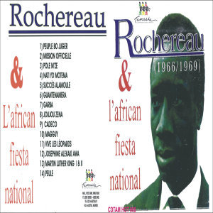 Rochereau and L'african Fiesta National (1966-1969)
