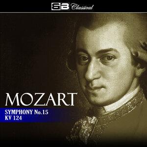 Mozart Symphony No. 15 KV 124