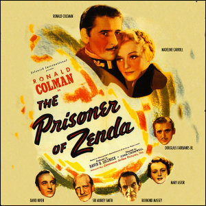The Prisoner Of Zenda (Music From The 1952 Motion Picture Soundtrack)
