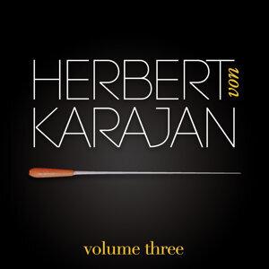 Herbert Von Karajan Vol. 3 : Symphonie N° 33 / Symphonie N° 39 / Symphonie N° 41 (Wolfgang Amadeus Mozart)