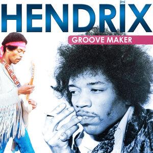 Jimi Hendrix. Groove Maker
