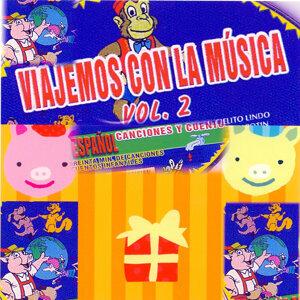 Viajemos Con la Musica, Vol.2