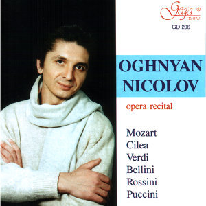 Opera Recital: Oghnyan Nicolov