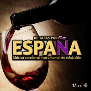 De Tapas por España. Música Ambiente Intrumental de Relajación. Vol. 4