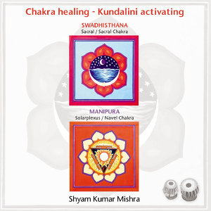 Chakra Healing-Kundalini Activating Cd2