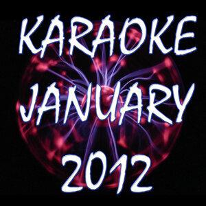 Karaoke January 2012