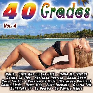 40 Grados: Vol.4