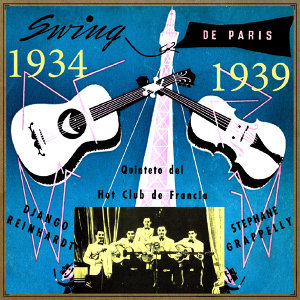Jazz At the Hot Club of Paris With Guitar & Violin (1934 - 1939)