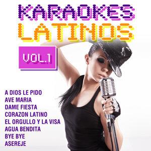 Karaokes Latinos   Vol. 1