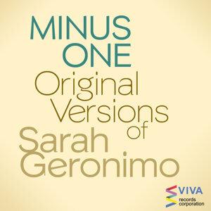 Minus One - Original Versions of Sarah Geronimo