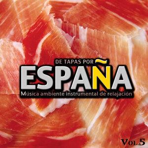 De Tapas por España. Música Ambiente Instrumental de Relajación. Vol. 5