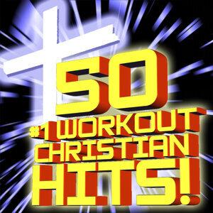 50 #1 Workout Christian Hits! (Deluxe Edition) + Bonus Cardio Remixes + Instrumental Remixes + Classics [2 Collection Set]